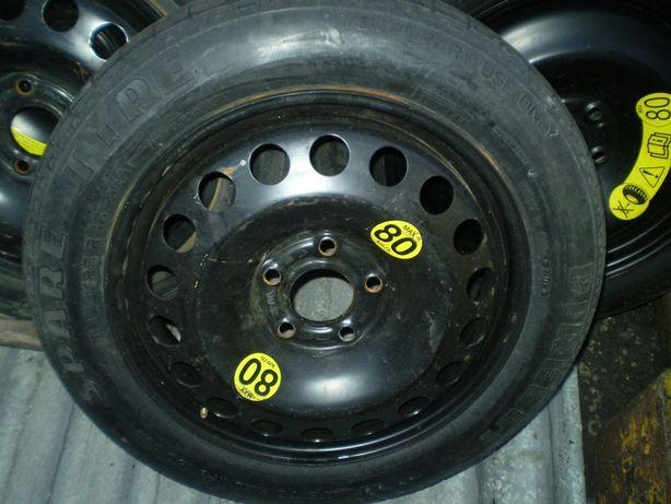 koło dojazdowe 16 Opel, 5x110