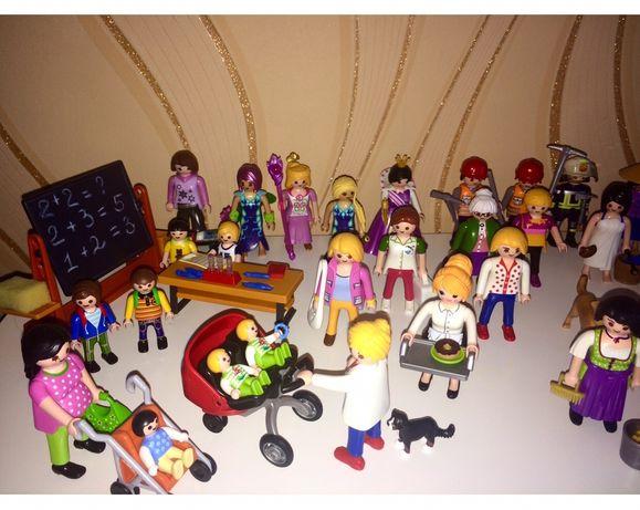 Playmobil большая коллекция фигурок и наборов одним лотом!