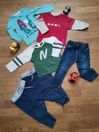 комплект одежды для мальчика 1,5 года, 86 р