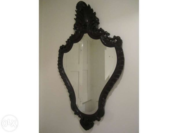 Novo preço! Espelho Antigo restaurado
