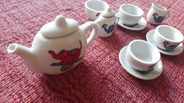 Serviço de Chá Infantil