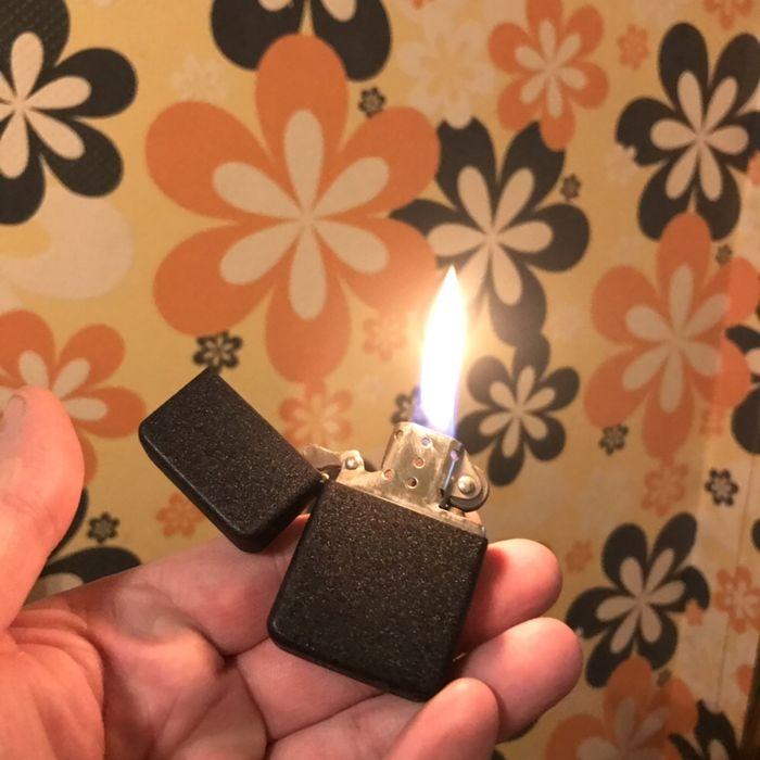 Продам зажигалку zippo, star, бензиновая зажигалка Днепр - изображение 1