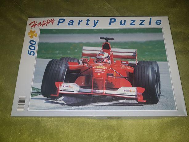Puzzle Formuła 1 - 500 elementów