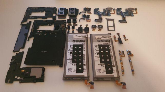 Samsung Note 8 na części