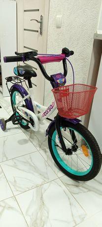 Продам детский велосипед, диаметр колёс 16