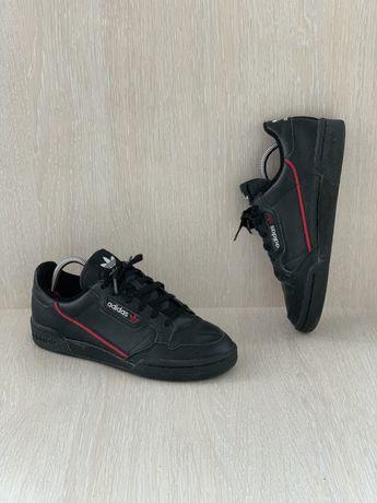 Кроссовки кожаные Adidas Continental 80 размер 38-24 см