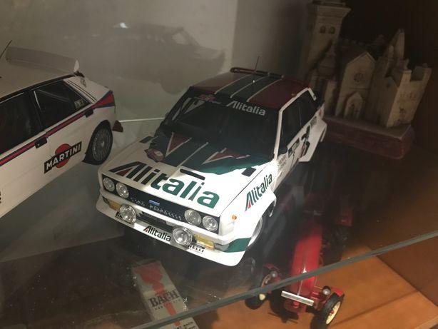 Miniaturas rally autoart kyoscho