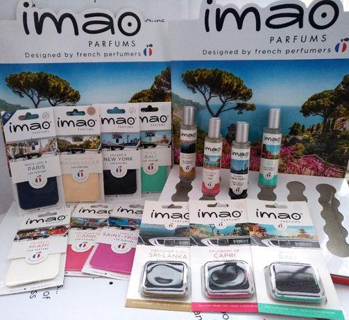 Ароматизатори повітря (пахучка) Імао Франція