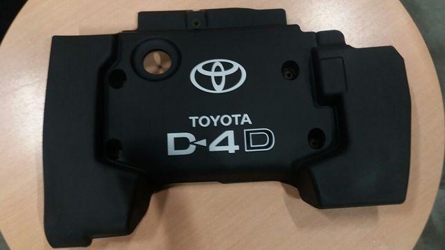 Toyota Avensis T25 proteção motor