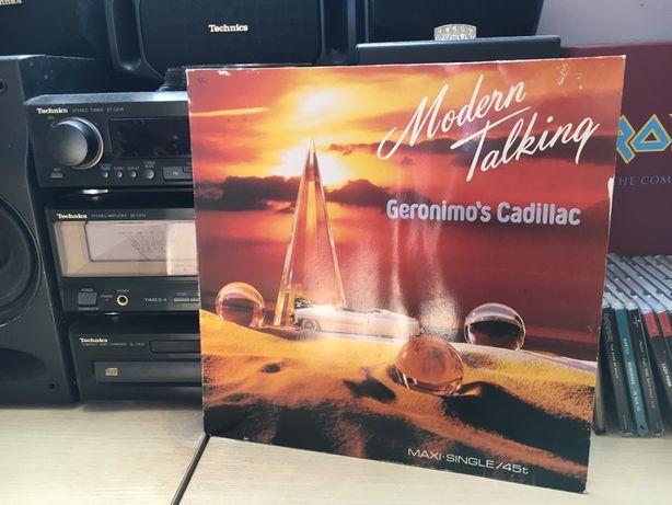 Płyta Winylowa gramofonowa Modern Talking Geronimos Cadillac wysyłka.