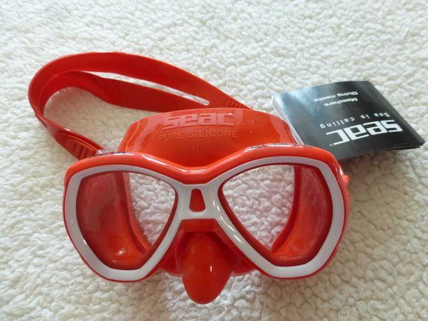 Маска для подводного плавания,очки для ныряния,дайвинг.