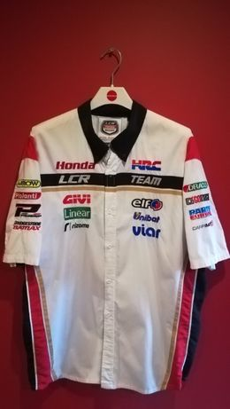 Oryginalna koszula motocyklowa LCR Honda Racing Team MotoGP / HRC
