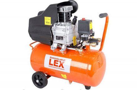 Компрессор LEX 24 2,5кВт 210л/мин 24литр Гарантия 1 год. Poland.