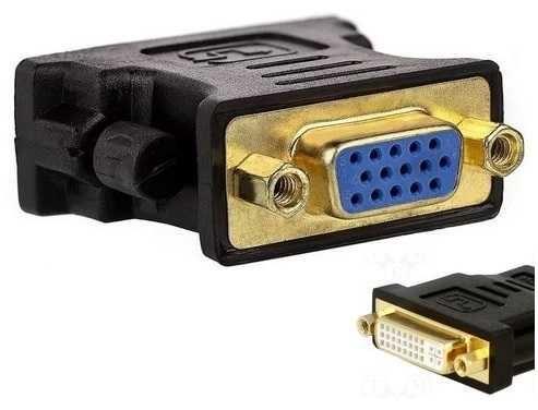 Adaptador de DVI para VGA