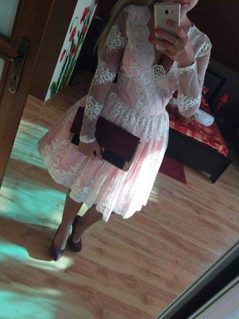 Sukienka suzanna Lou xs