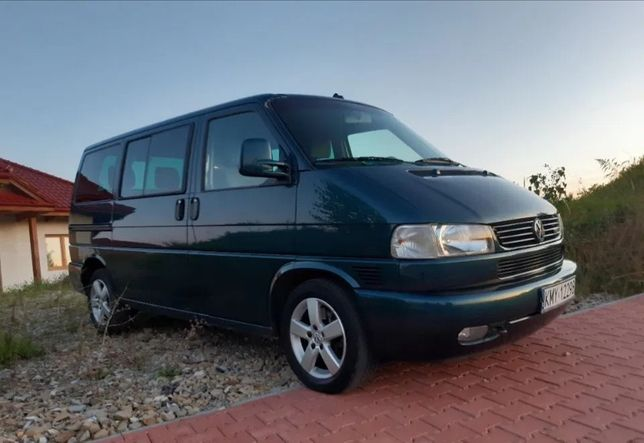 Volkswagen transporter T4 the best