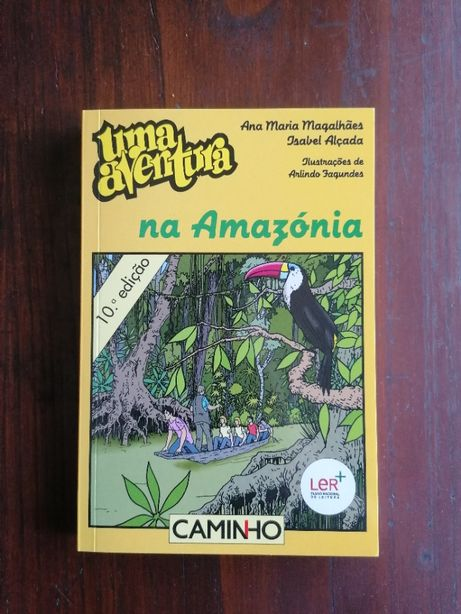 Uma Aventura na Amazónia