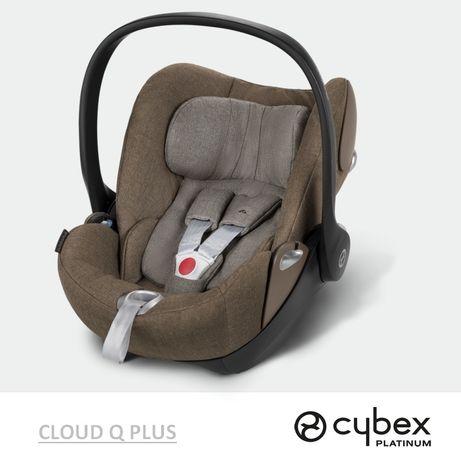 Fotelik samochodowy 0-13 Cybex qloud q PLUS