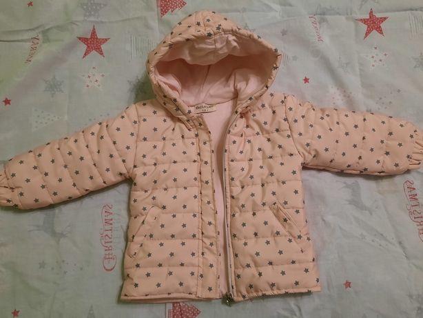 Дитяча демисезонна куртка, розмір 92