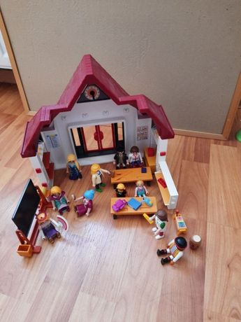 Playmobile szkoła