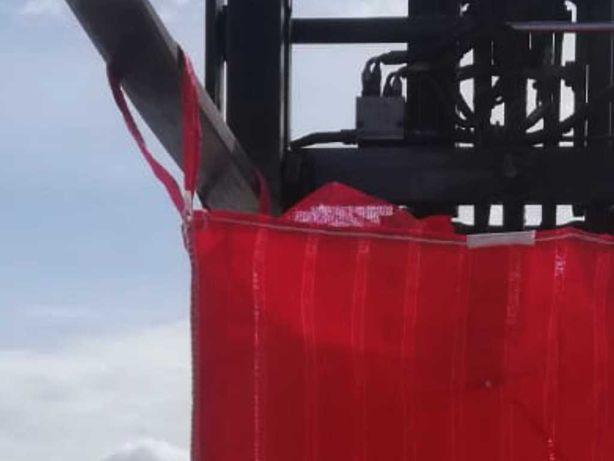 Worki Big Bag Bagi Najwyższa Jakość BigBag w PL Wentylowany 1200kg