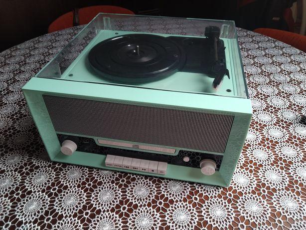 Radio kuchenne kempingowe Fenton RP135 Bluetooth, FM, USB, gramofon