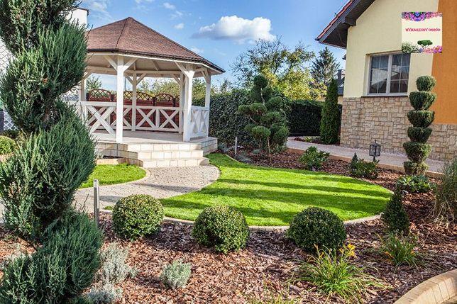Projektowanie i zakładanie ogrodów,trawników,systemy nawadniające