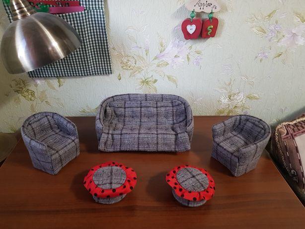 Мебель для кукол: Барби, Монстер хай.