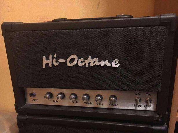 Lampowy wzmacniacz gitarowy Hi-Octane