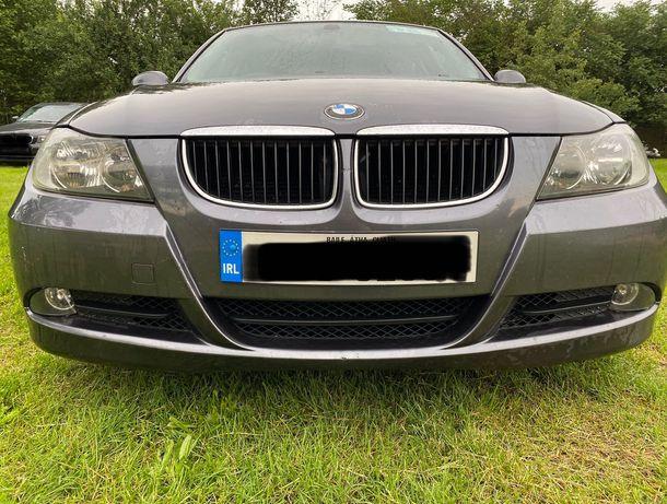 Zestaw blacharski przód BMW e90 Sparkling Graphite M