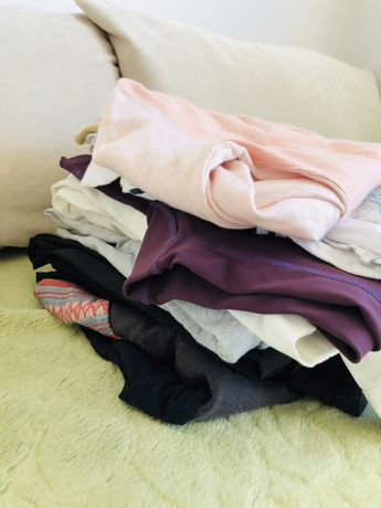 Sukienka, sweterek, legginsy itp./ Hugo Boss, Armani, Speedo, Zara