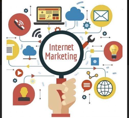 Продвижение бизнеса. SMM, Google реклама.