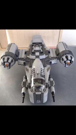 Mandalorian Razor Crest UCS Kompatybilne z Lego