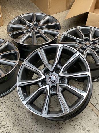 Диски Новые R16/5/112 Skoda A5 A7 Volkswagen Golf Jetta Passat Caddy