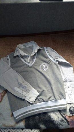 Koszulo-bluzka
