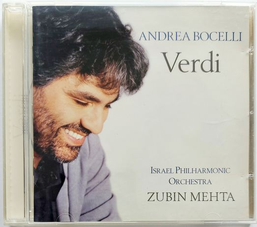 Andrea Bocelli Verdi 2000r Zubin Mehta