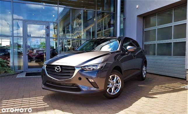 Mazda CX-3 2021 5dr SUV 2.0L SKYACTIV G 121KM 6MT 4x2 SkyJOY (+Pakiet PLUS)