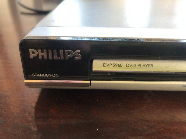 philips DVD CD odtwarzacz player