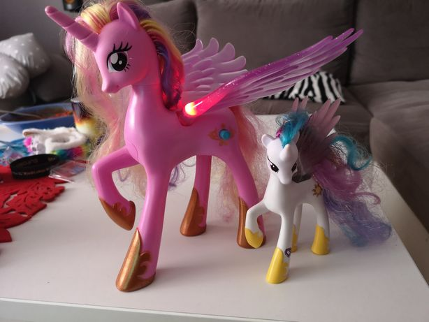 My Little Pony Kucyki cadence puzle trolle