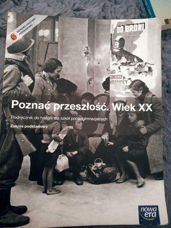 Książka Poznać przeszłość. Wiek XX zakres podstawowy
