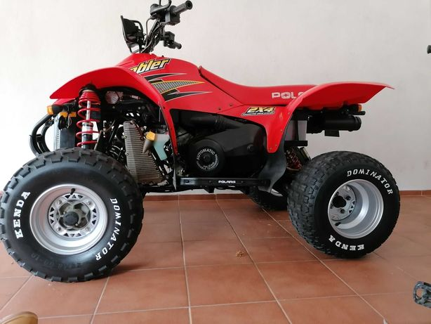 Moto 4 Polaris 500 Scrambler
