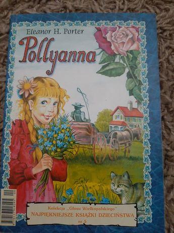 Pollyanna- książka