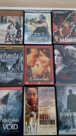 Dvds originais 1€ cada