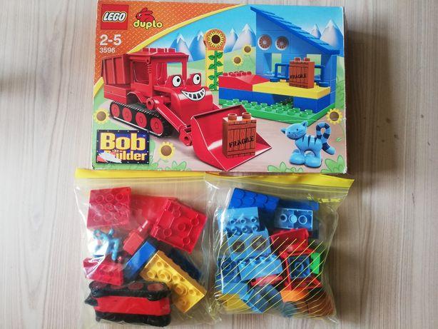 LEGO Duplo 3596 Bob Budowniczy spychacz