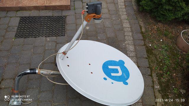 Antena satelitarna konwerter 2