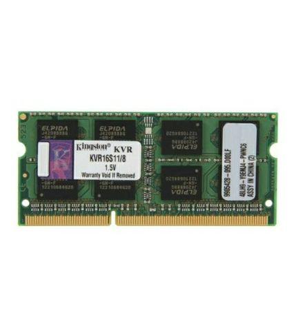 Kingston 8 GB SO-DIMM DDR3 1600 MHz (KVR16S11/8)