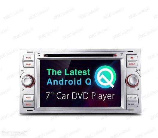 AUTO RADIO GPS ANDROID 10 FORD FOCUS / C-MAX / FIESTA / GALAXY / KUGA / MONDEO / S-MAX / TRANSIT