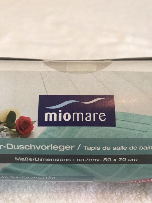 Килимки для душа, рушники miomare Германия Хуст - изображение 1