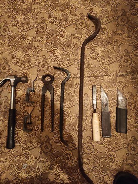 Инструменты молоток новый СССР струбцины фомки