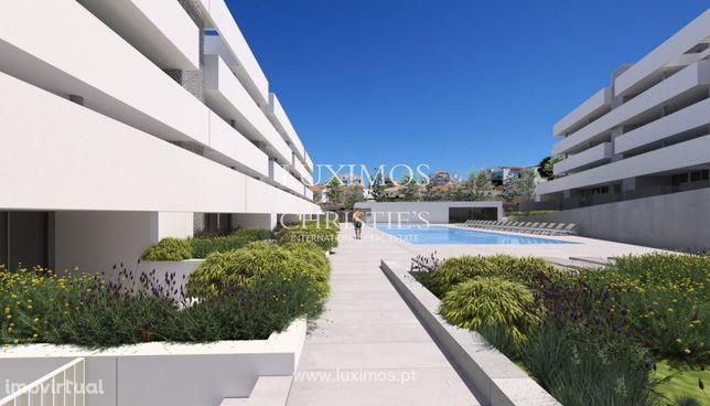 Novo apartamento T3, condomínio privado, Lagos, Algarve